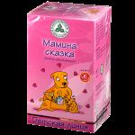 Упаковка чая «Мамина сказка»
