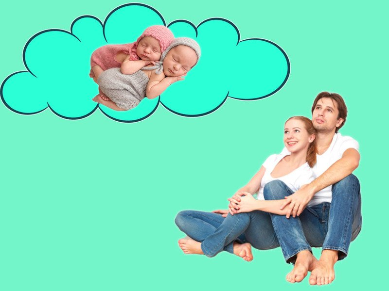 Можно ли запланировать рождение близнецов