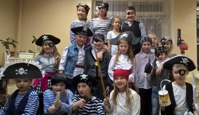 Выпускной «Пиратская вечеринка»