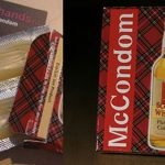 презерватив со вкусом шотландского виски