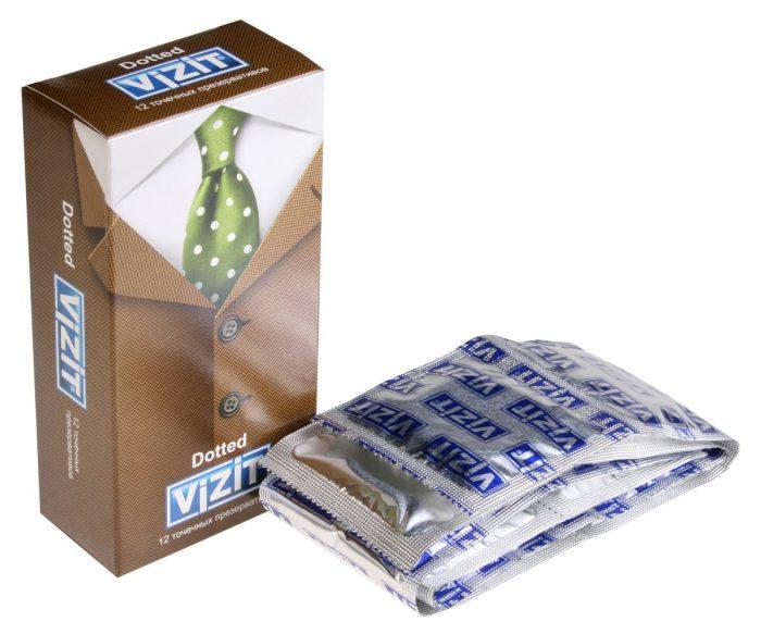 Картонная и индивидуальная упаковка презервативов