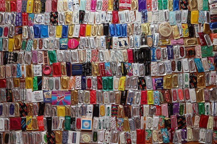 Презервативы в ассортименте