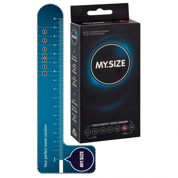 Презервативы My size