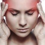 Мигрени с аурой