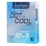 Окамото Dot de cool