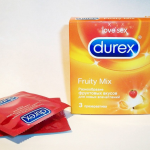 Durex Fruity Mix