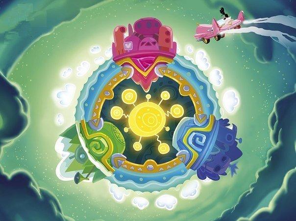 Планета Куми-куми