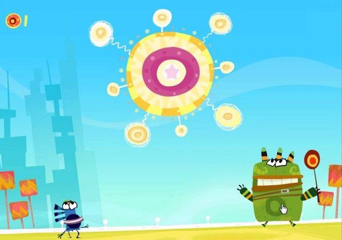 Необычное солнце на Куми-куми