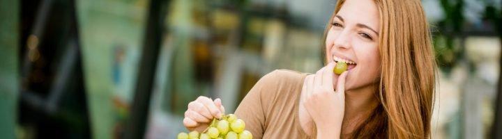 Виноград беременная