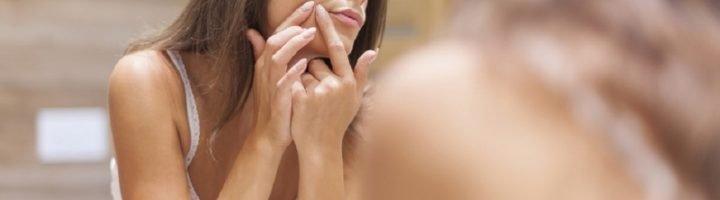Беременность может отразиться на состоянии женской кожи, вызывая появление прыщей