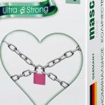 Masculan Ultra Strong презервативы в упаковке