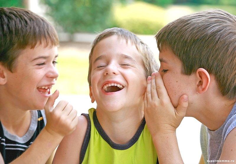 Словесные игры для детей разного возраста