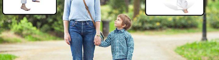 Мама ведёт сына в секцию по восточным единоборствам