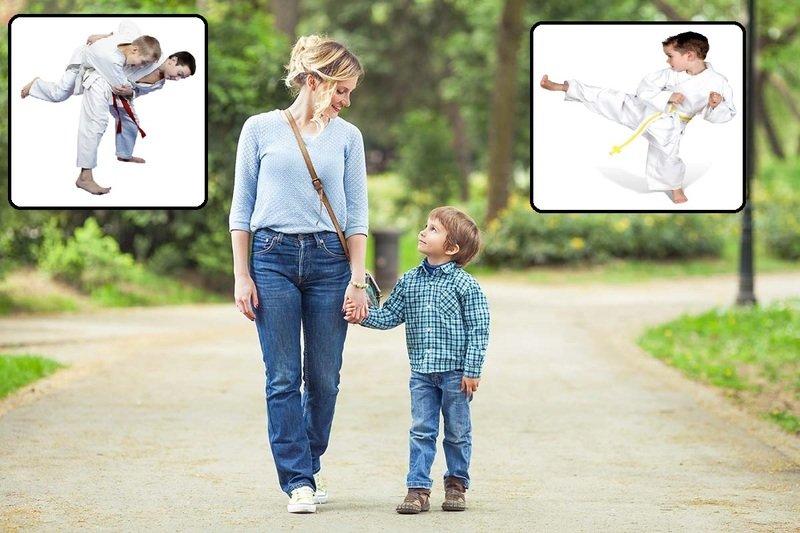 Дзюдо или карате: что лучше выбрать для ребёнка