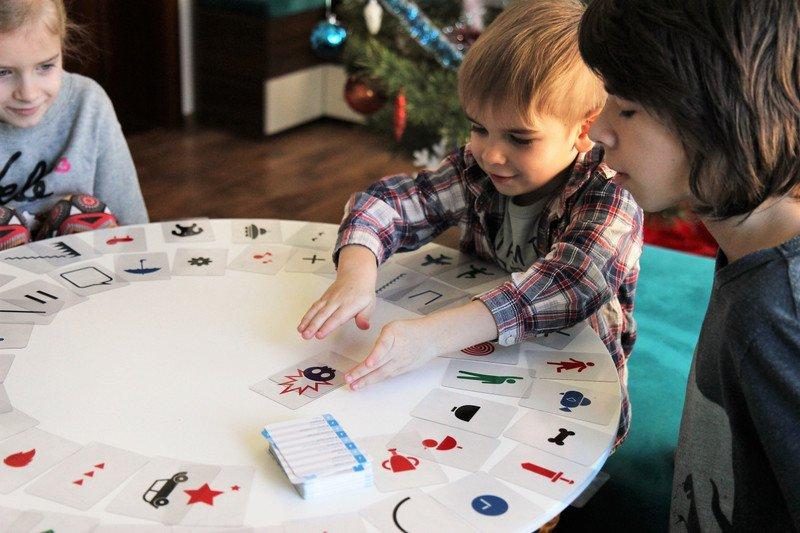 Увлекательные настольные детские игры для развития речи