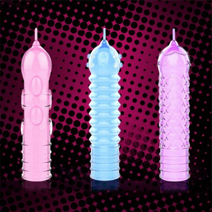 textured condom