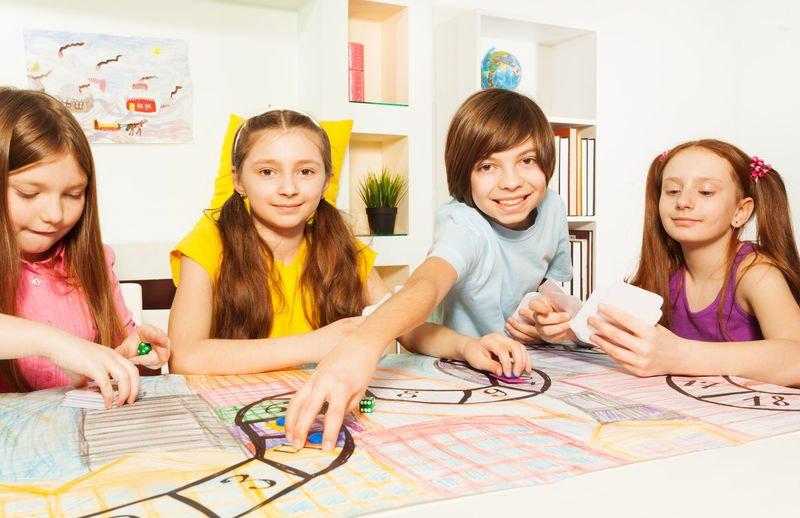Настольные игры для развития памяти: какие подойдут вашему ребёнку