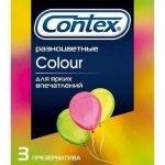 Презервативы Contex Colour