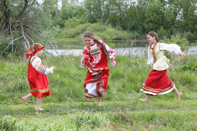 Русские народные подвижные игры — многовековой опыт в воспитании и развитии детей