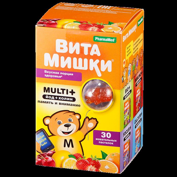ВитаМишки Multi+