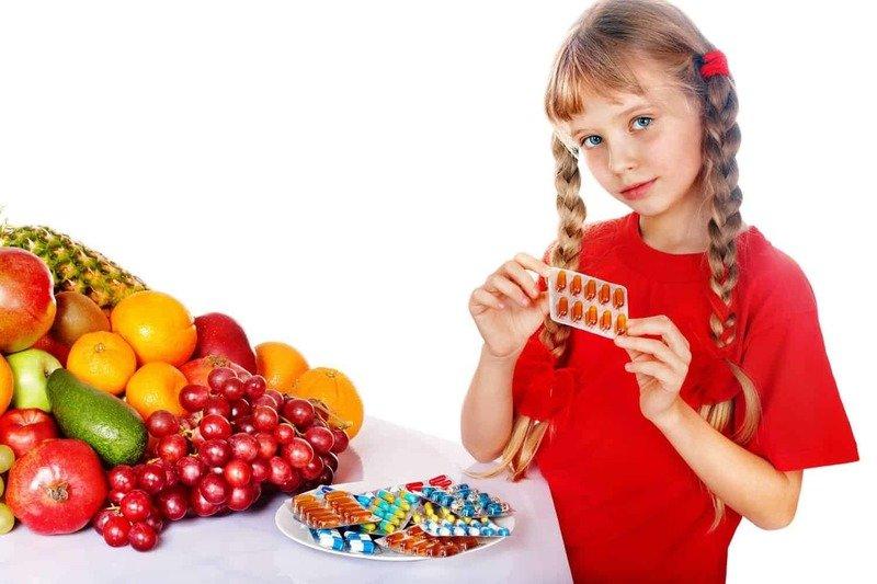 Лучшие детские витамины по отзывам родителей