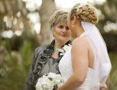 Невеста общается со свекровью
