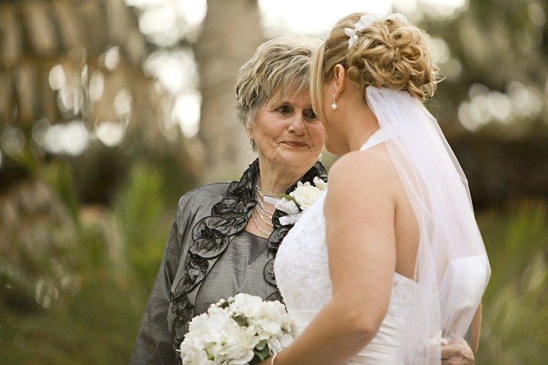Как лучше называть маму мужа после свадьбы