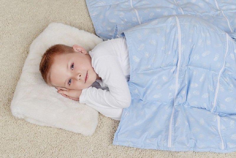 Одеяло с утяжелителем для ребёнка: реальная польза или рекламный ход?