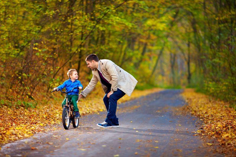 Двухколёсный велосипед для ребёнка: выбираем стального друга правильно