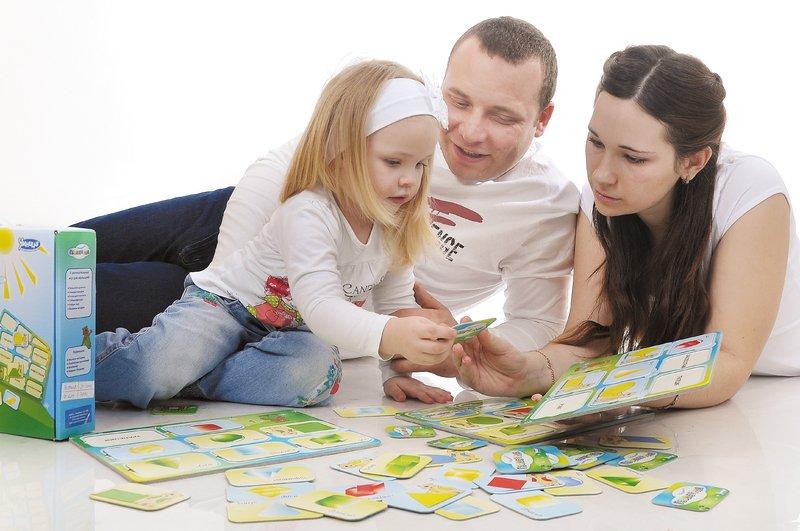 Настольные игры на внимание для детей разного возраста
