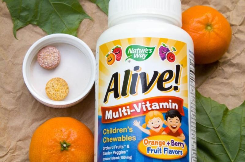 Детские витамины сiHerb: эффективные средства или раскрученные бренды?