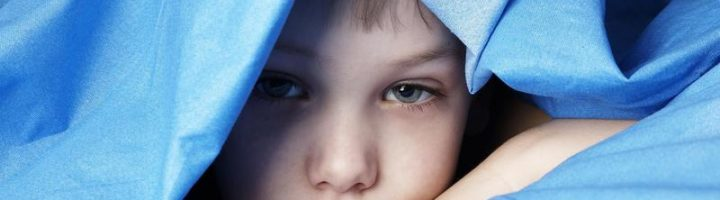 Бессонница у ребёнка