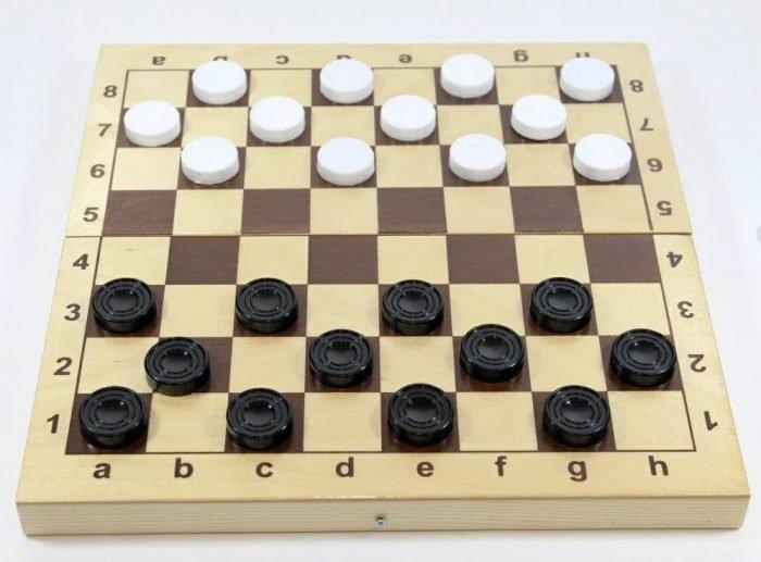 Игра «Шашки»