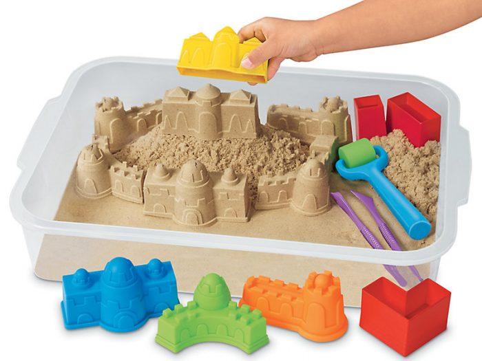 Тазик-песочница