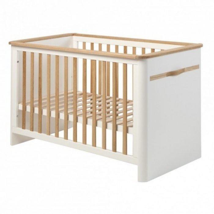 Кроватка с реечным дном