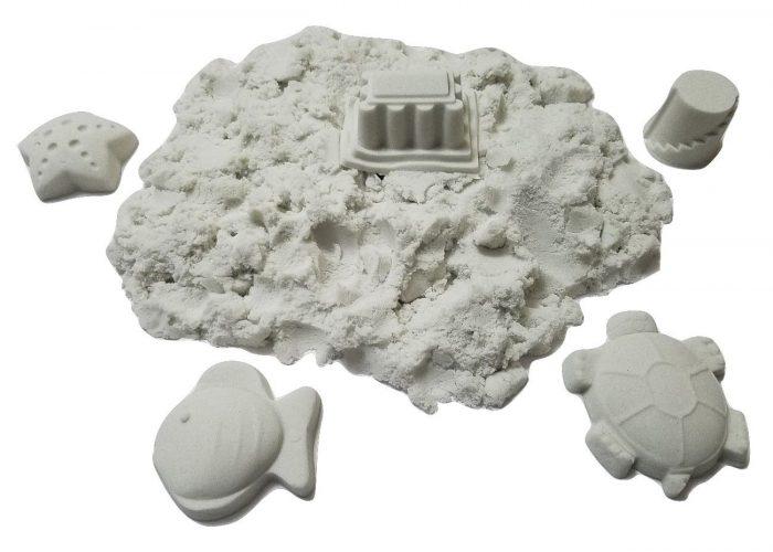 Изделия из кинетического песка