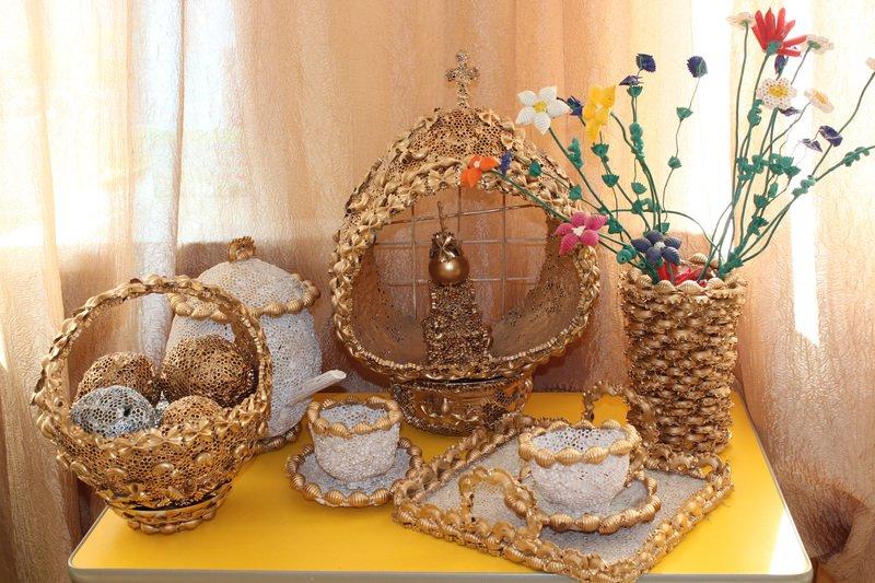 Поделки к Пасхе из макарон: пошаговые инструкции