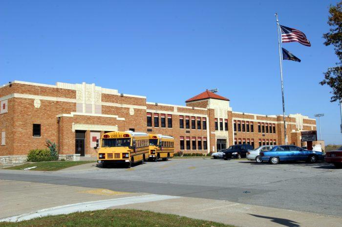 школьные автобусы в Америке