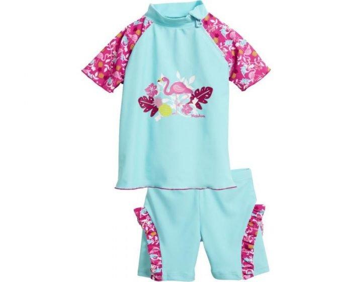 Костюм Baby Banz — футболка и шорты для девочки