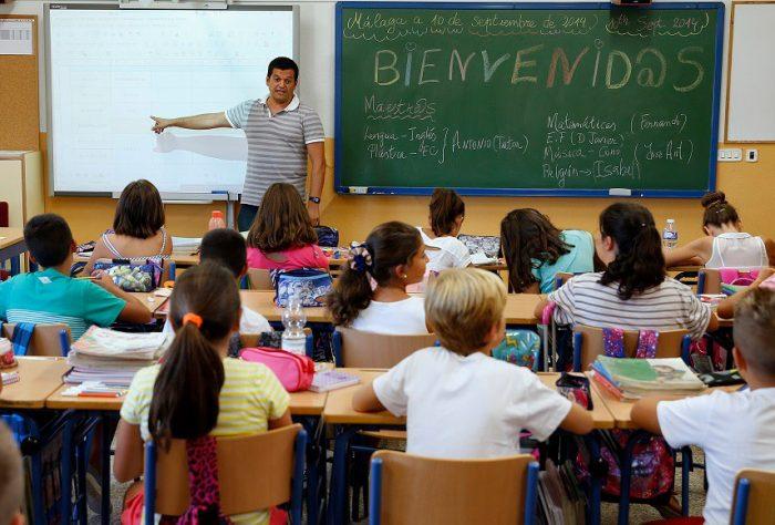 школа Испании