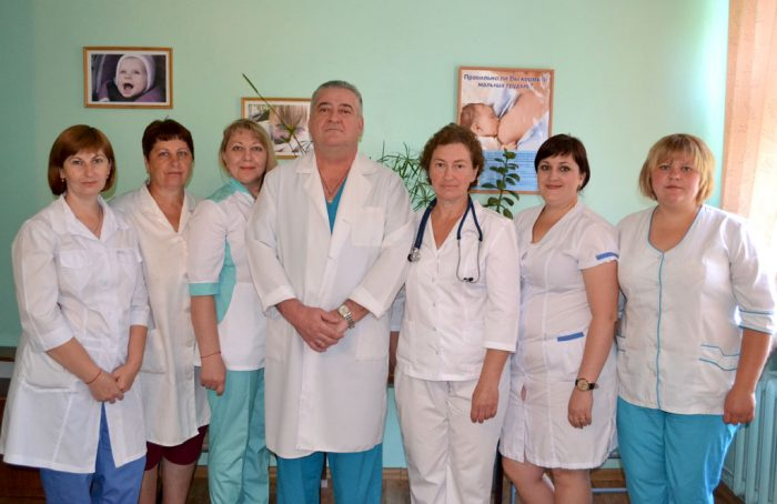 гинеколог неонатолог