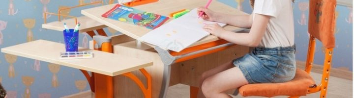 Растущая мебель поможет ребёнку сохранить правильную осанку, а длительных срок службы и привлекательный дизайн изделий порадуют всю семью.