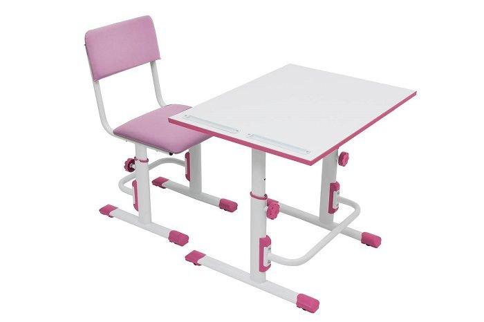 Простой вариант растущего стола и стула
