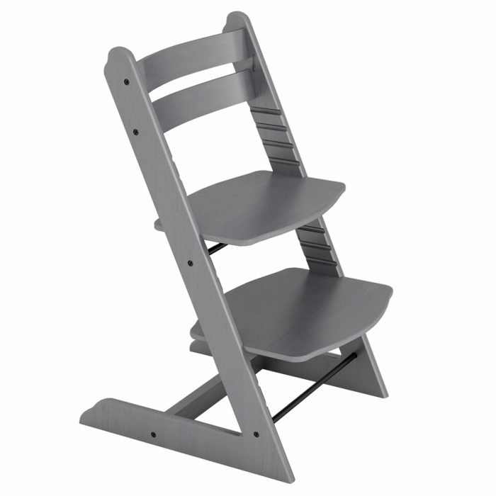 Растущий стул с подставкой под ноги