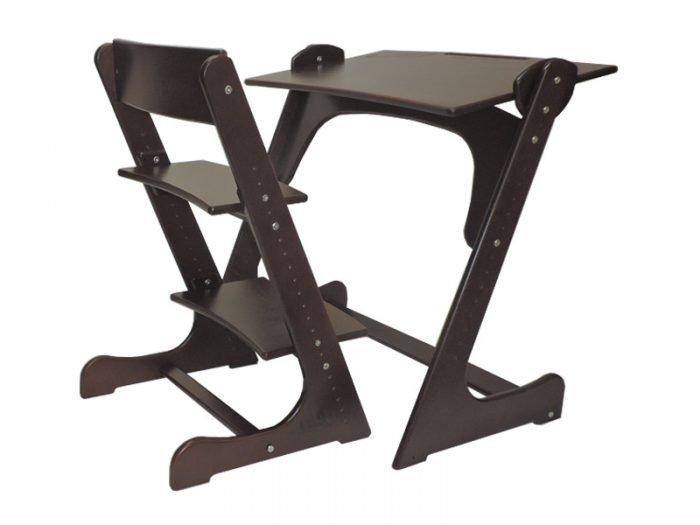 Комплект из парты и стула марки «Конёк Горбунёк»