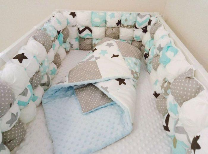 Одеяло для новорождённого