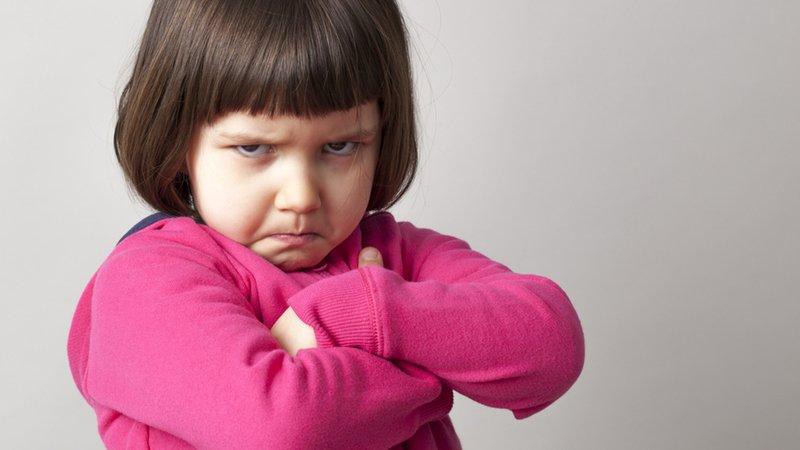 Почему нельзя запрещать ребёнку злиться и обижаться
