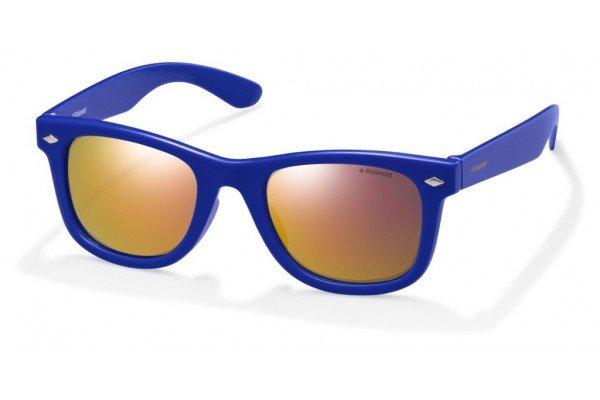 Детские солнечные очки с коричневым отенком линз