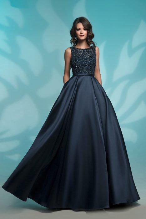 4b3123350575c98 Длинные вечерние платья в пол будут демонстрировать чувственность,  нежность, изысканность женственного образа