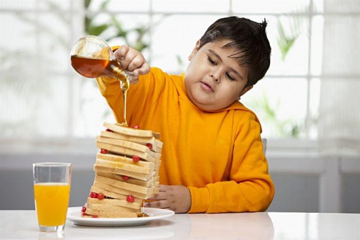 Пищевая зависимость у ребёнка